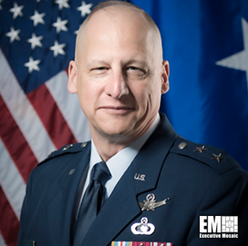 Lt. Gen. Michael Guetlein to Lead USSF's New Space Systems Command