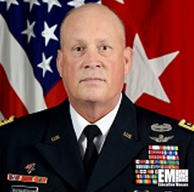 Lt. Gen. James Richardson: Army to Evaluate Joint Interoperability Tools, Methods During 2021 Project Convergence