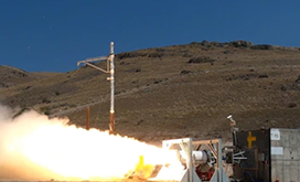Second Stage SRM Testing