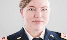 Lt. Col. Kristin Saling