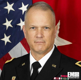 Military Seeks Expeditionary, Hybrid Satcom Services for the Future; Brig. Gen. Robert Collins Quoted