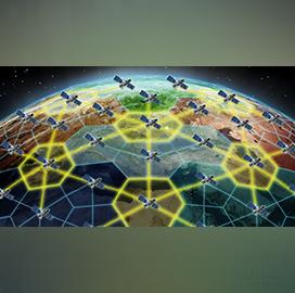 DARPA Unveils Space-Based Adaptive Communications Node Program; Greg Kuperman Quoted