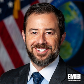 NGA to Have Agencies Prioritize Commercial GEOINT Services; Dave Gauthier Quoted