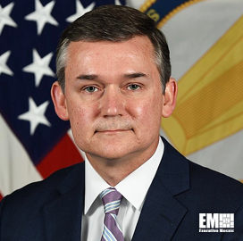 Douglas Bush Nominated Full-Time Army Acquisition Lead