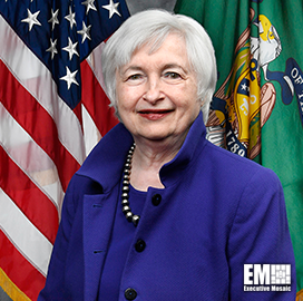 Treasury Sanctions Virtual Currency Exchange to Help Counter Ransomware; Janet Yellen Quoted