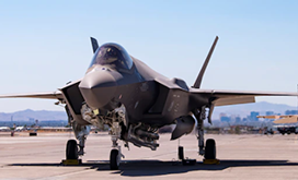 F-35A with B61-12
