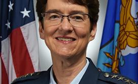 Gen. Jacqueline