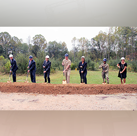 Naval Surface Warfare Center Prepares to Establish New Radiation Facility; Shana Goodman Quoted