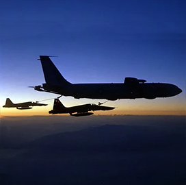 Air Force's Tanker Refueling Mission Software Put to Test by NATO Centers; Lt. Col. Jonathan Clow Quoted